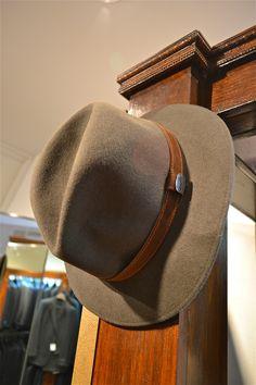 Borsalino Men's Dress Winter Hats.