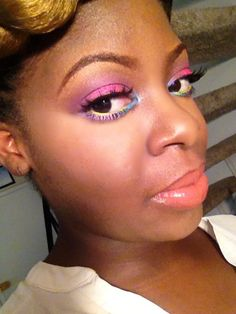 Makeup by moi!
