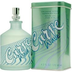 Start your day fresh & feminine with...  Curve Wave By Liz Claiborne For Men. Cologne Spray