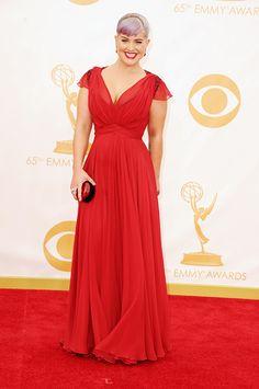 Kelly Osbourne - Jenny Packham Kelly Osbourne, Glam Dresses, Dresses 2013, Nice Dresses, Emmys Best Dressed, Celebrity Red Carpet, Celebrity Dresses, Jenny Packham Dresses, Plus Size Gowns