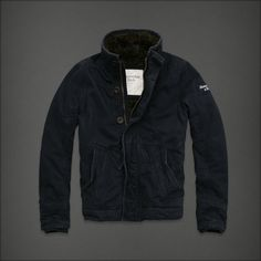 Abercrombie & Fitch - Shop Official Site - Mens - Outerwear - Newcomb Lake Jacket