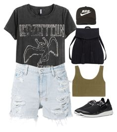 Untitled #2767 by wtf-towear on Polyvore featuring polyvore fashion style H&M Ksubi adidas Originals Violeta by Mango NIKE clothing