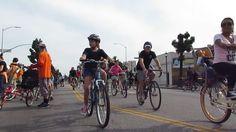 bikers near hubs