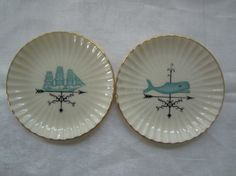 Vintage Lenox Butter Pats by beautifulliving on Etsy, $14.95