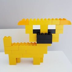 Here you can see a dog from LEGO® Duplo, which we like from BRICKaddict. – New Ideas, Here you can see a dog from LEGO® Duplo, which we like from BRICKaddict. – New Ideas, Lego Dog, Lego Robot, Lego Batman, Lego Mindstorms, Lego Design, Lego Disney Princess, Lego Therapy, Modele Lego, Lego Challenge