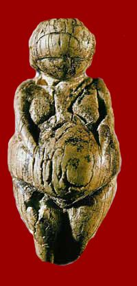vénus de Kostienki  Art préhistorique (de -30.000 à -20.000 ans)
