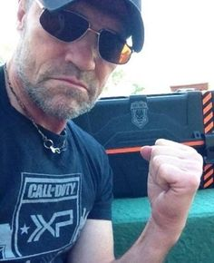 Love me some Michael Rooker!