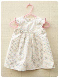 nice version of the Geranium dress