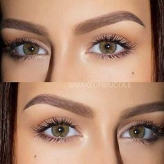 Loving these natural and full brows! latest eyebrow makeup best eyebrow shape how to have perfect eyebrows perfect brows makeup Eyebrow Makeup, Skin Makeup, Beauty Makeup, Eyebrow Wax, Makeup Eyeshadow, Makeup Cosmetics, Makeup Brushes, Eyebrow Shapes, Eyebrow Threading Shapes