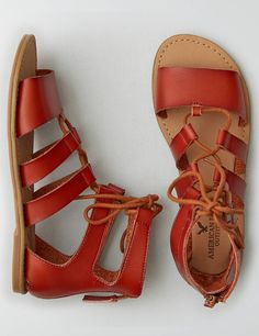 Aeo Strappy Gladiator Sandal Free Shipping Shoes