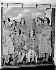 Civil Air Patrol, Louisiana Wing, 1943.
