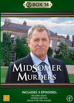 Midsomer Murders - Box 14 (2 disc)