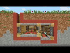 Minecraft Tutorial: How To Make An Underground Bunker https://i.ytimg.com/vi/gSzAhmM5cfo/hqdefault.jpg