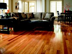 One of our most popular woods because of its ideal balance of rich beauty and proven durability.