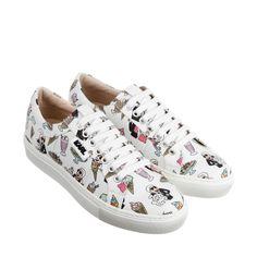 Sneakers KARL LAGERFELD x TIFFANY COOPER Sneakers
