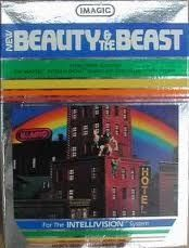 Beauty and the Beast - Intellivision Game