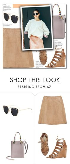 """""""#87"""" by aida-nurkovic ❤ liked on Polyvore featuring Paule Ka and Avon"""