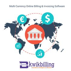 #KwikBilling - Multi Currency Online #Billing & #Invoicing Software - http://ow.ly/4n37O7