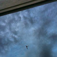 #sky #thebird #chopper #helicopter #la #clouds  by WILLPOWER STUDIOS   WILLIAM ISMAEL   www.WillpowerStudios.com