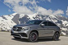 Mercedes-AMG GLE Coupé 63 S : un SUV musclé | GQ