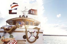 Join THE HILFIGERS le vöyãge seafãr-iüs #SS13 #tommyhilfiger #TheHilfigers #Spring2013 #nauticalprep