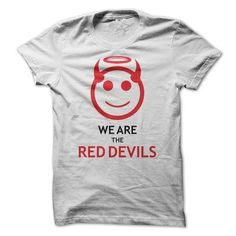 We are the red devils