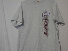 Buffalo Bandits LAX Lacrosse tee t-shirt Mens XL Gray #Buffalo #Bandits #LAX