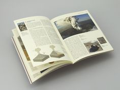 Materia — editorial design & infodesign on Behance