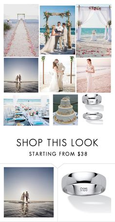 """Sans titre #855"" by c-isabel1991 ❤ liked on Polyvore featuring Palm Beach Jewelry"