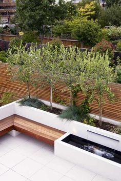 The Coziest Outdoor Seating Ideas - Garten Landschaftsgestaltung Backyard Seating, Garden Seating, Terrace Garden, Outdoor Seating, Backyard Patio, Backyard Landscaping, Landscaping Ideas, Backyard Ideas, Backyard Privacy