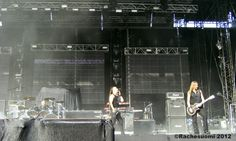 Concierto de Amorphis. Julio de 2012. Benicàssim (España). Festival Costa de Fuego. Fotografía de Raquel Martín Rodríguez.