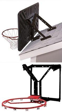 Backboard Systems 21196: Lifetime Basketball Hoop Backboard Mounting Kit  For Pole Wall Garage Roof BUY