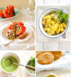 Scandi Home: 21-Day Sugar-free Vegan Challenge - Week 1