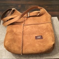 Selling this UGG purse! Never used. New with tags. in my Poshmark closet! My username is: spoontong. #shopmycloset #poshmark #fashion #shopping #style #forsale #UGG #Handbags