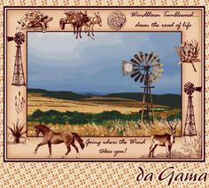 An African Story Laser Art, Windmills, Weave, Moose Art, Landscapes, African, Textiles, Colours, Website