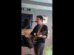 Wanted Dead or Alive Live Acoustic Clip - Frank Palangi