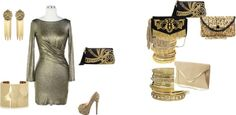 """""""the golden touch"""" by melissa-melbourne on Polyvore"""