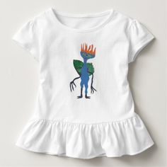 Zarpan the space friend toddler t-shirt - diy individual customized design unique ideas Types Of T Shirts, Gifts For Boys, Boy Gifts, T Shirt Diy, Consumer Products, Basic Colors, Toddler Outfits, Cotton Tee, Custom Shirts