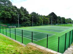 Tennis Court Repair Painting Maintenance