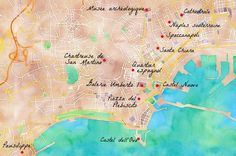 Notre top 10 des choses à voir à #Naples. #Italie #Campanie
