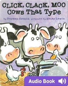 Click, Clack, Moo Cows That Type by Doreen Cronin - Hardcover - & schuster toms louis vuitton Opinion Writing, Persuasive Writing, Letter Writing, Essay Writing, Opinion Paragraph, Writing Traits, Writing Rubrics, Paragraph Writing, Writing Assignments