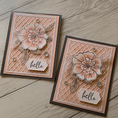 Ideas for using To A wild Rose Stamp Set from Stampin' Up! Ideas for using To A wild Rose Stamp Set from Stampin' Up! Acetate Cards, Stampin Up Karten, Stampin Up Catalog, Paper Cards, Cards Diy, Stamping Up Cards, Scrapbook Cards, Scrapbooking, Card Patterns