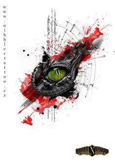 6ac1f9cdd0c01e791b9626ee91c4990e--tattoo-trash-polka-polka-trash.jpg (736×1041)