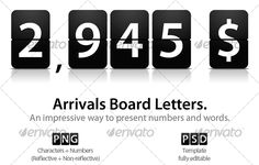 Arrivals Board Letters by Flwe Arrivals Board Letters style characters airport white clean presentation numbers words clear black white business Background Images Wallpapers, Wallpaper Backgrounds, Background Templates, Background Patterns, Thursday Motivation, Number Words, Happy Thursday, Travel Themes, Social Media Graphics