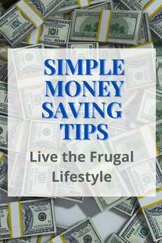 The little things really do add up when you are trying to save money. Not only that, making those small changes puts us in the right mindset to make those frugal choices. These Frugal living tips will help kick start your savings. // budgeting tips // finance // money saving tips // frugal ideas // budget ideas // #savingtips #frugallivingideas #howtobefrugal #savingsplan #frugallife #beingfrugal #savemoney