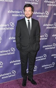 Jason Bateman showed off his beard at the A Night at Sardi's event in LA last night, Mar 20, 2013 at #BeverlyHilton Hotel in Beverly Hills
