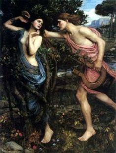 Apollo and Daphne- Greek Mythology