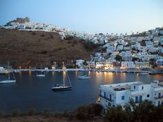Blue hour at Chora, Some Beautiful Pictures, Beautiful Places, Greek Sea, Places In Greece, Karpathos, Blue Hour, Greek Islands, Dream Vacations, Around The Worlds