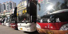 Los autobuses en China, un desafío - http://www.absolut-china.com/los-autobuses-china-desafio/