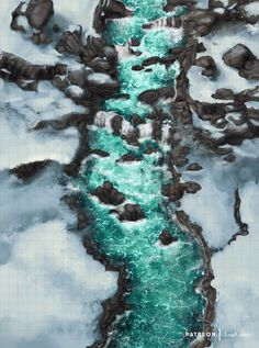 Fantasy City, Fantasy Map, Snow Map, Dnd World Map, Pathfinder Maps, Rpg Map, Dnd 5e Homebrew, Dungeon Maps, L5r